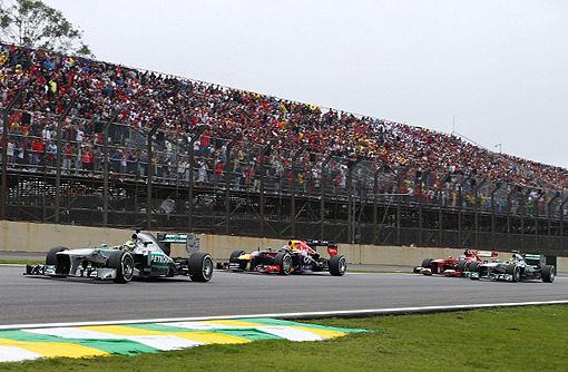 2013 F1巴西站-1