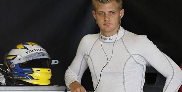 2014 F1新人車手- Marcus Ericsson