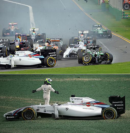 2014 F1澳洲站-2
