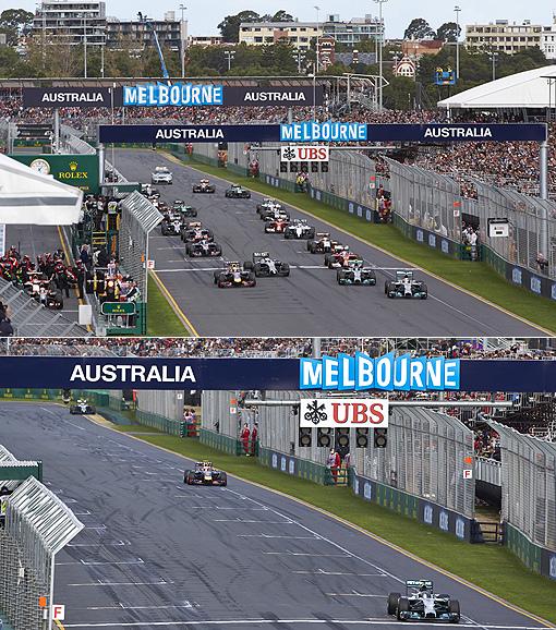 2014 F1澳洲站-1