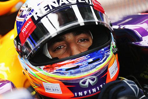 2014 F1馬來西亞站金苦瓜-Daniel Ricciardo