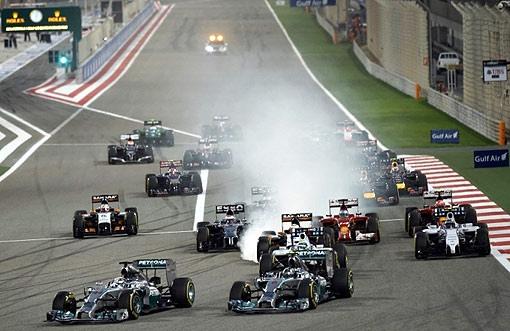 2014 F1 巴林站-1