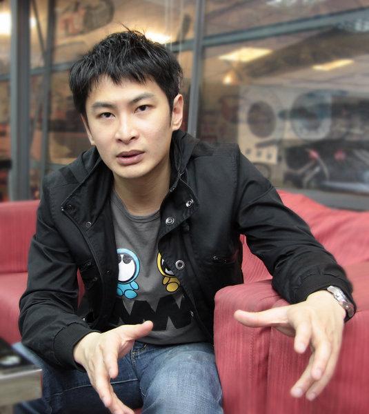 台灣第一賽車高手-林帛亨(Hanns)