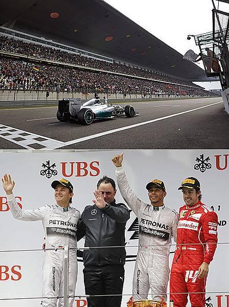 2014 F1中國站-6
