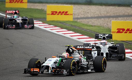 2014 F1中國站-4