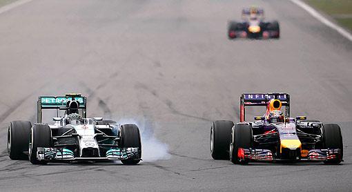 2014 F1中國站-3
