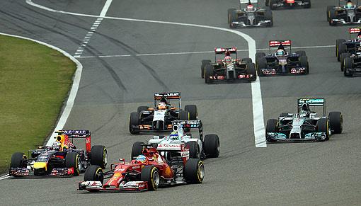 2014 F1中國站-1