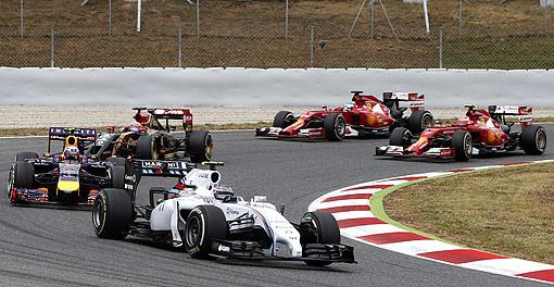 2014 F1西班牙站-7