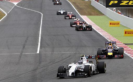 2014 F1西班牙站-8