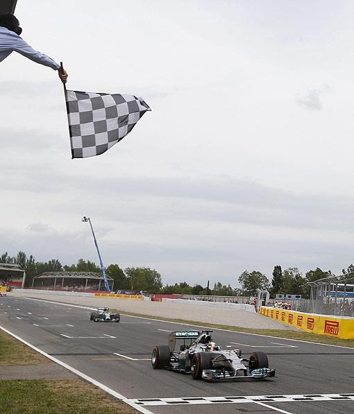 2014 F1西班牙站-1