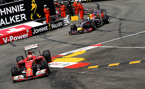 2014 F1摩納哥站-3