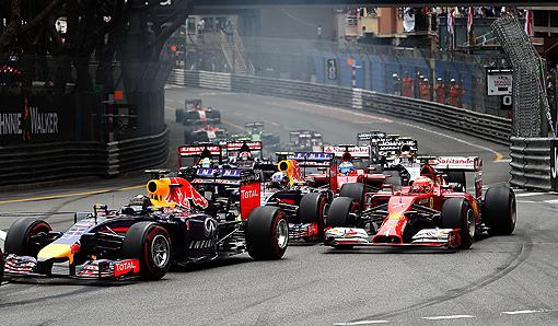 2014 F1摩納哥站-2