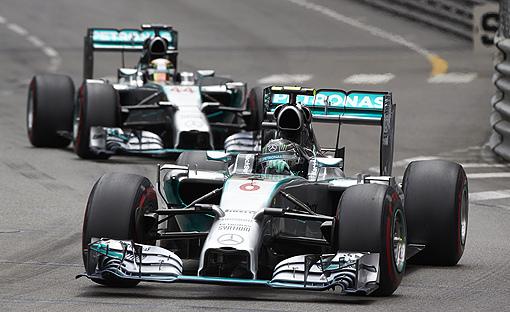 2014 F1摩納哥站-1