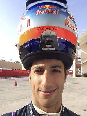 2014 F1加拿大站冠軍-Daniel Ricciardo