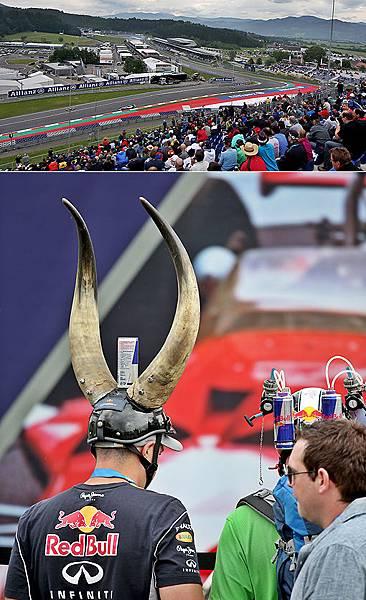 超級Red Bull車迷