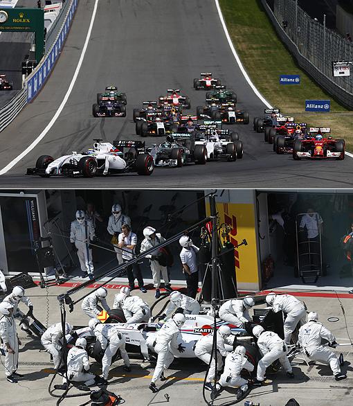 2014 F1奧地利站-2