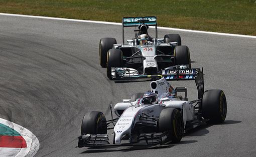 2014 F1奧地利站-1