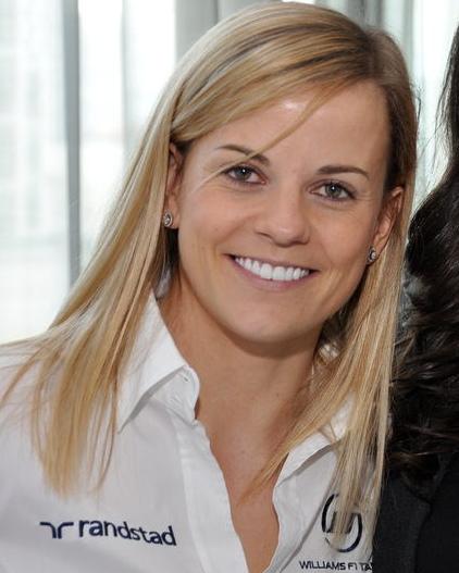 F1女車手-Susie Wolff