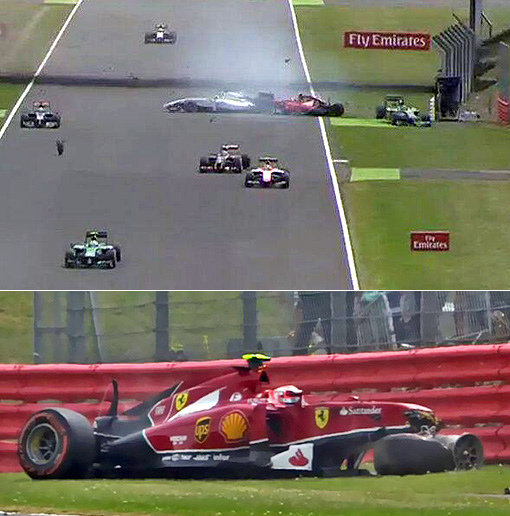 2014 F1英國站-1