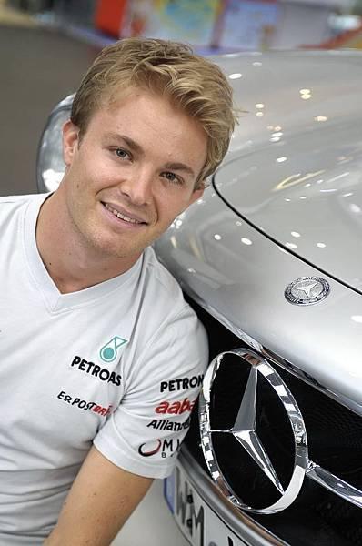 2014 F1德國站冠軍-Nico Rosberg