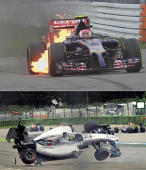 2014 F1德國站-2