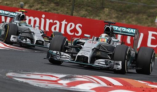 2014 F1匈牙利站-8