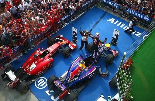 2014 F1匈牙利站-9