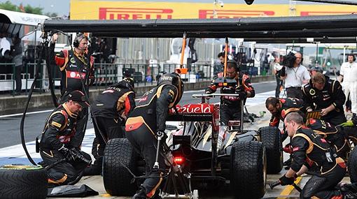 2014 F1匈牙利站-6