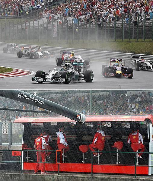 2014 F1匈牙利站-1