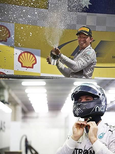 2014 F1比利時站 -7