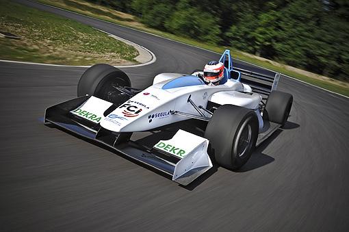 Formula E電動方程式賽車