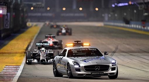 2014 F1新加坡站-5