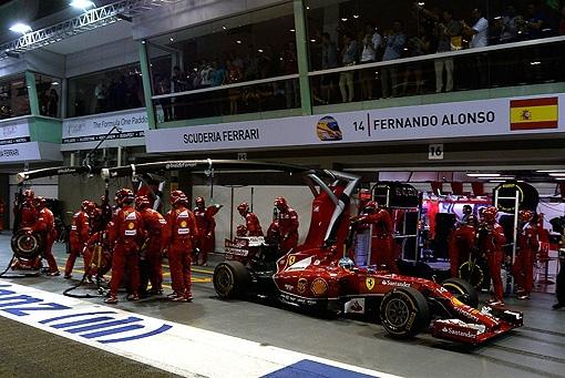 2014 F1新加坡站-6