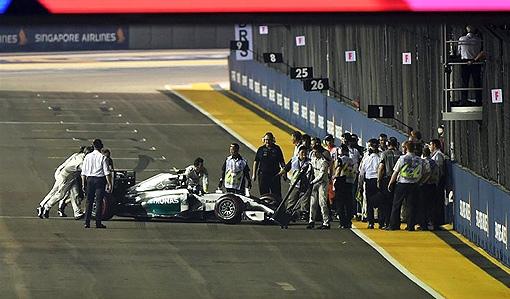 2014 F1新加坡站-3