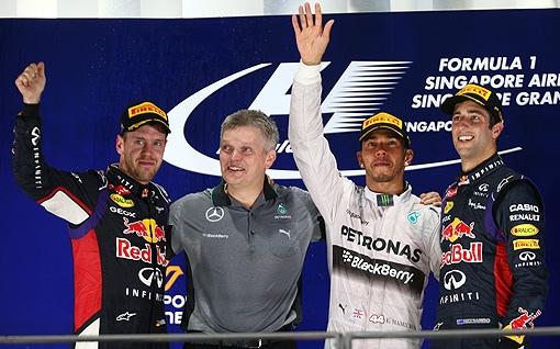2014 F1新加坡站-1