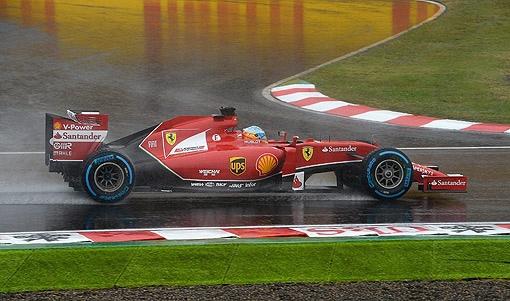 2014 F1日本站-3