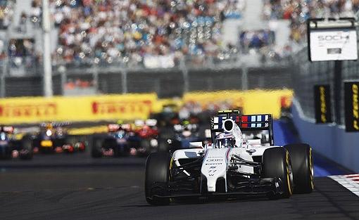 2014 F1俄羅斯站-6