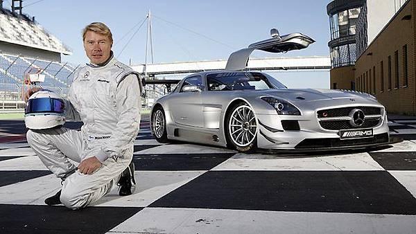 我的F1賽車偶像-Mika Hakkinen