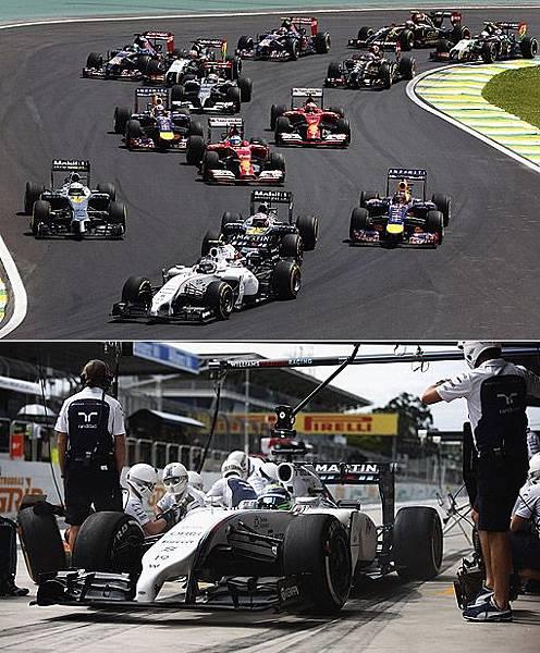 2014 F1巴西站-4