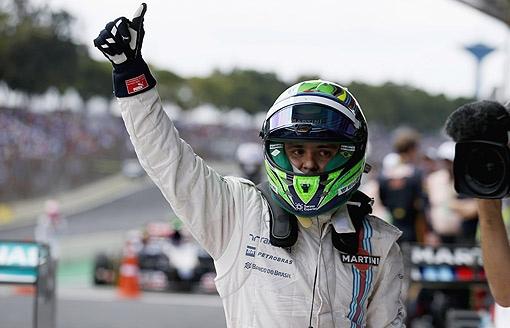 2014 F1巴西站-3