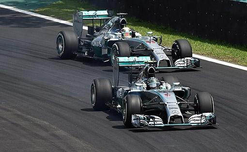 2014 F1巴西站-1