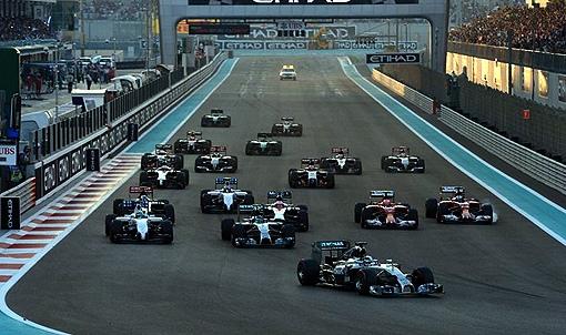 2014 F1 阿布達比站-2