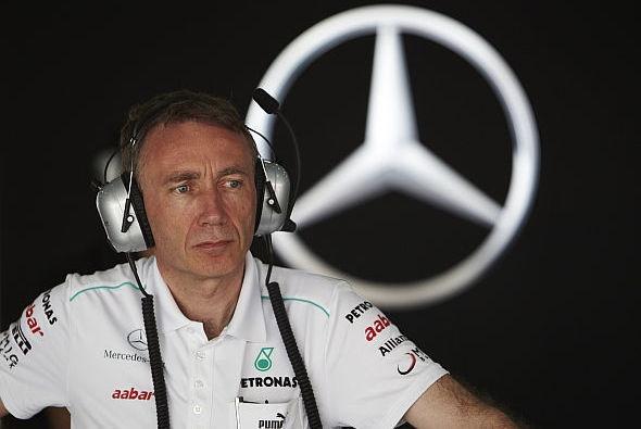 Mercedes車隊技術總監-Bob Bell