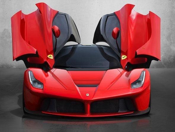 Ferrari史上最強超跑-LaFerrari