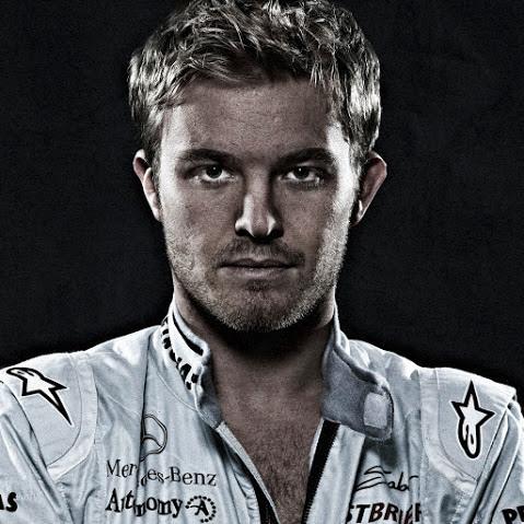 2014 F1竿位王- Nico Rosberg