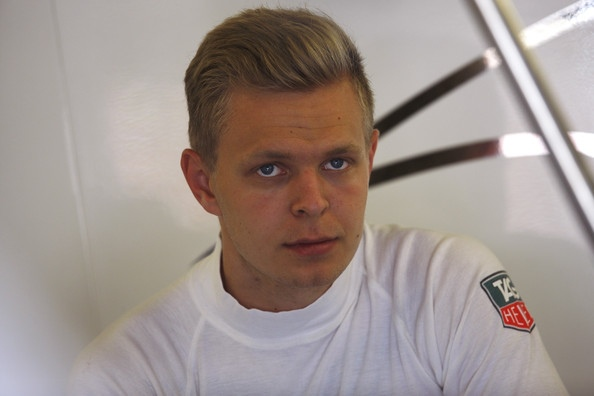 2014年F1最佳新人車手- Kevin Magnussen