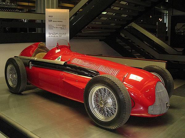 F1首屆冠軍車Alfa Romeo 159.jpg