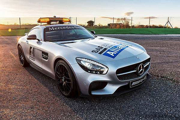 2015 F1 Safety Car Benz GTS AMG