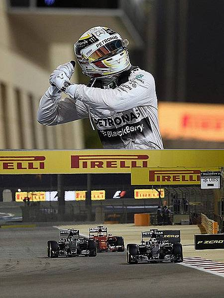 2015 F1巴林站-4