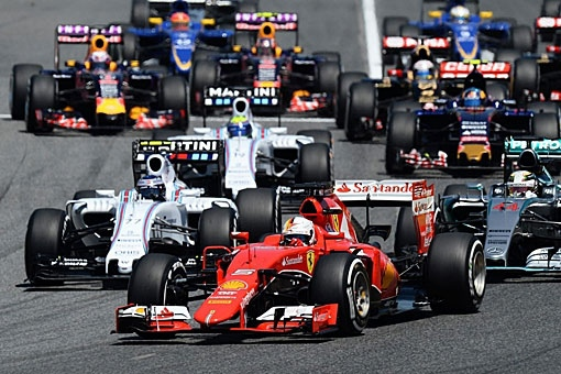 2015 F1西班牙站-1